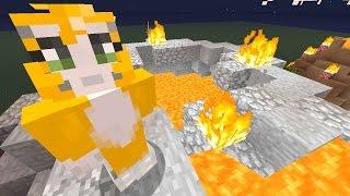 getlinkyoutube.com-Minecraft: Xbox - Building Time - Volcano {59}