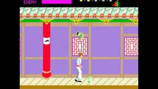getlinkyoutube.com-Kung Fu Master - 1984 Arcade game.avi