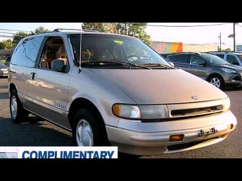 1994 Nissan Quest Problems Online Manuals And Repair