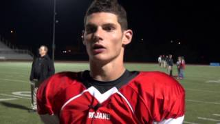 Post Game interview with Park Hill Trojans Trever White