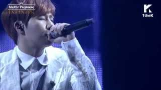 getlinkyoutube.com-INFINITE - A Person Like Me (나란 사람) [MelOn Premiere Showcase]