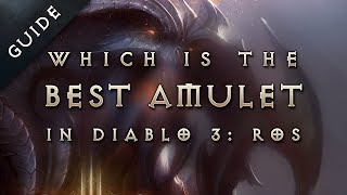 getlinkyoutube.com-Diablo 3: Reaper of Souls - Best Legendary & Set Items (Amulet)