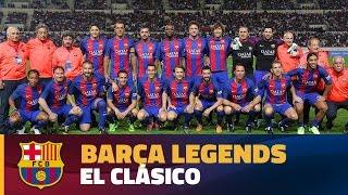 [HIGHLIGHTS] FC Barcelona Legends – Real Madrid Leyendas (3 2)