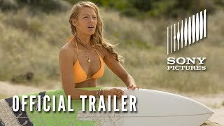 getlinkyoutube.com-THE SHALLOWS - Official Trailer #2 (HD)