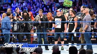 Shane McMahon and Daniel Bryan announce huge title opportunity: SmackDown Live, July 26, 2016