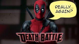 getlinkyoutube.com-Deadpool Returns to DEATH BATTLE!