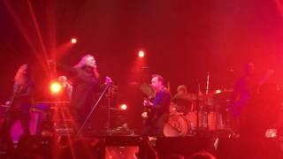 Robert Plant live in Austin March 2016- Black Dog