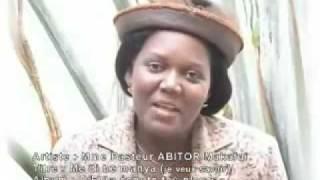 Madame Abitor Makafui, Je veux savoir