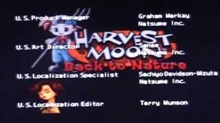 getlinkyoutube.com-Harvest Moon Back to Nature Bad Ending