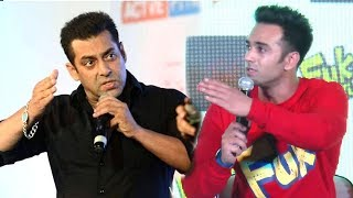 Pulkit Samrat OPENLY Insults Salman Khan's Tiger Zinda Hai At Fukrey Returns Mehbooba Song Launch