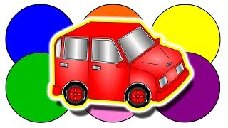 "getlinkyoutube.com-""The Color Game"" - Learn Colors, Teach Colours, Kids English Learning, ESL, EFL, Kindergarten Lesson"