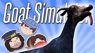 getlinkyoutube.com-Goat Simulator - Steam Train