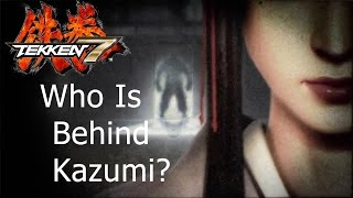getlinkyoutube.com-Tekken 7 Theory: Who is The Guy Behind Kazumi?
