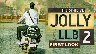 getlinkyoutube.com-Jolly LLB 2 FIRST LOOK Out | Akshay Kumar