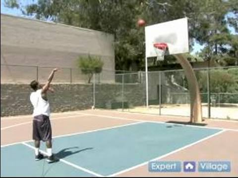 Basketball for Beginners : How to Shoot a Free Throw in Basketball