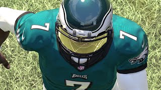 getlinkyoutube.com-FLASHBACK MICHAEL VICK RUNNING ALL OVER THE PLACE! - Madden 16 Draft Champions Gameplay
