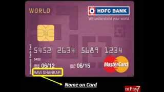 getlinkyoutube.com-How to Make Online Credit/Debit Card Payment in India (English Audio)