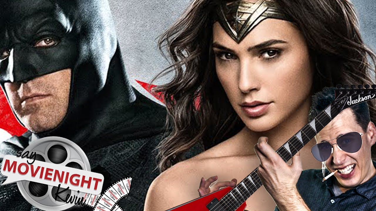 Batman v Superman: Dawn of Justice | Say MovieNight Kevin