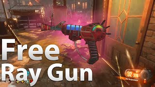 getlinkyoutube.com-How To Get a Free Ray Gun in Shadows of Evil! (Call of Duty: Black Ops 3 Zombies)