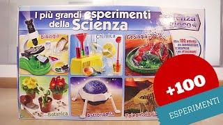getlinkyoutube.com-Più di 100 esperimenti scientifici per bambini: i grandi esperimenti Clementoni