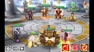getlinkyoutube.com-Summoners wars: Ragion in arena (wind golem op)