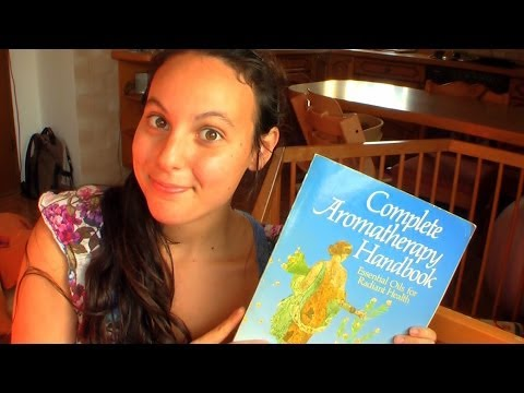 Aromatherapy Books!