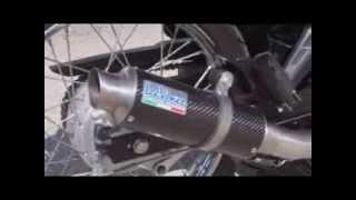 getlinkyoutube.com-LeoVince GP Corsa Full System for Yamaha LC 135 4-speed '11/'12 (Not Available for European Market)