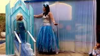 getlinkyoutube.com-Teatro Frozen