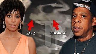 La soeur de Beyonce, Solange, agresse Jay-Z