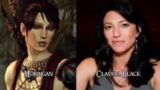 getlinkyoutube.com-Characters and Voice Actors - Dragon Age: Origins