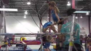 getlinkyoutube.com-︎Bratayley- Hayley's gymnastics through the years