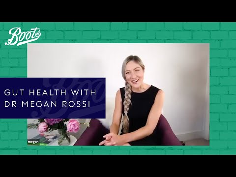 Boots Live Well Panel | Gut Health with Dr Megan Rossi | Boots UK