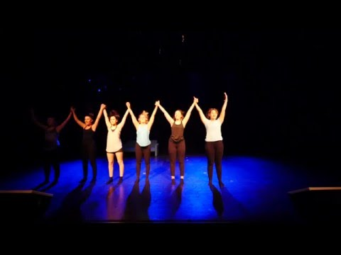 Home is where the sofa is - Year 3 BA Hons Dance Choreography by Carla Morill & Elizabeth Jaques