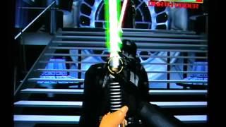 getlinkyoutube.com-Star Wars Trilogy Arcade Duel With Darth Vader