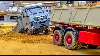 getlinkyoutube.com-RC Truck stuck SPECIAL! A QUARTER MILLION subscribers compilation!