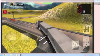Grand Truck Simulator - Realistic physics - Dangerous AI driver
