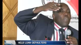 Helb defaulters