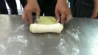 วิธีขึ้นรูปขนมปังแซนวิช