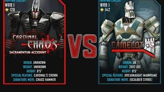getlinkyoutube.com-Real Steel WRB Cardinal Chaos VS Camelot Championship NEW
