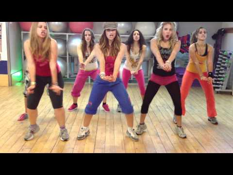 Zumba with Salo hip hop-