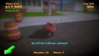 Rc Mini Racers Unity Game