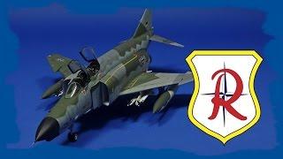 getlinkyoutube.com-FULL VIDEO BUILD - REVELL F-4F Phantom II