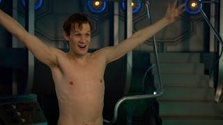 getlinkyoutube.com-Naked Christmas - Doctor Who - The Time of the Doctor - BBC