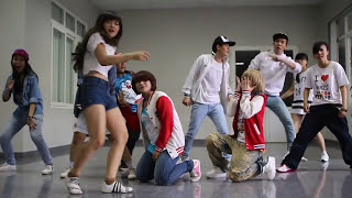 getlinkyoutube.com-Vũ điệu ôm bom - Panoma Dance Crew