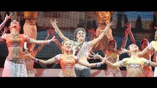 getlinkyoutube.com-Annmitchai - India Dance 2010 ( DoLa Re DoLa )