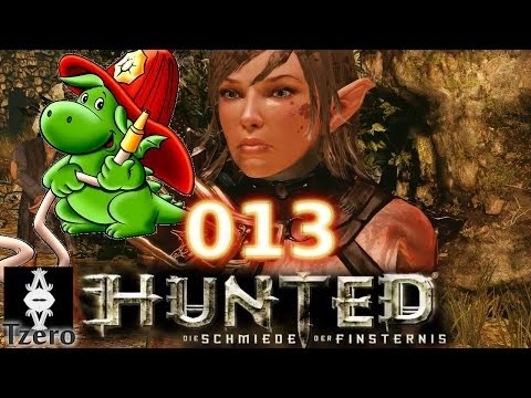 let´s Play Hunted, together HD+ #013 Drachen sind nicht so Sexuell erregend