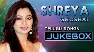 Shreya Ghoshal | Tollywood Top Stars Songs Collection