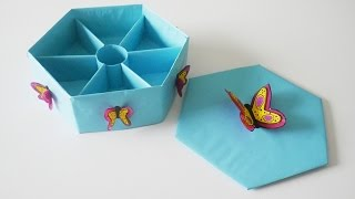 DIY Butterfly Multipurpose Organizer | Storage Box