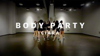 getlinkyoutube.com-Ciara - Body Party Choreography by Euanflow @ ALiEN Dance Studio
