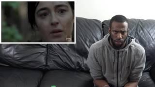 """getlinkyoutube.com-REACTION to The Walking Dead SEASON 7 Episode 6 """"SWEAR"""" (Part 2)"""